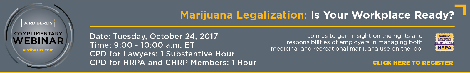 Marijuana Legalization Is Your Workplace Ready Growing Your Cannabusiness