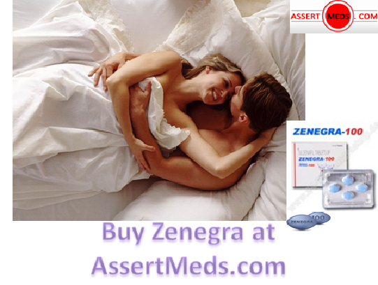 Buy Zenegra online for the cure of Impotence in men. It helps out to accomplish and maintain erection difficulty. Zenegra 100mg is a medication taken by mouth for the cure of ED in men.