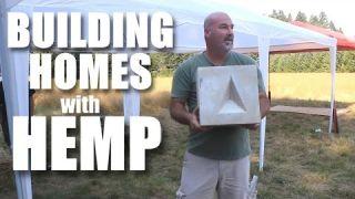 Hemp Adobe Homes by Kevin Hodge