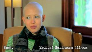 Emily Sander - Lymphoma Cancer Survivor - Medical Marijuana Treatment